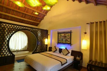 Yen_Duc_village_gallery_Viet_House_room